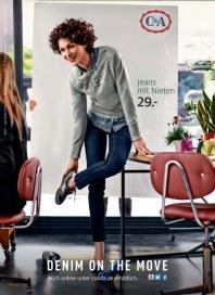 C&A Jeans mit Nieten September 2013 KW37