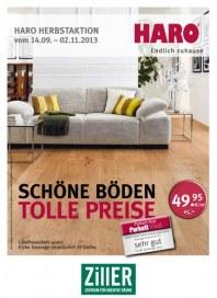 Holz Ziller Schöne Böden - Tolle Preise September 2013 KW37
