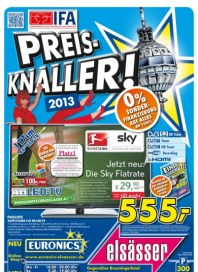 Euronics Preisknaller September 2013 KW38