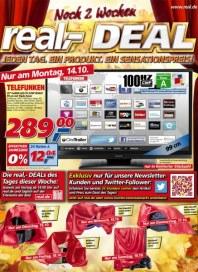 real,- Deals der Woche Oktober 2013 KW42