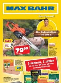 Bahr Baumarkt Aktuelle Angebote Oktober 2013 KW42
