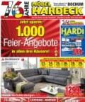 Prospekte 76 Jahre Möbel Hardeck Februar 2018 KW08