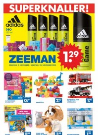 Zeeman Superknaller November 2013 KW45