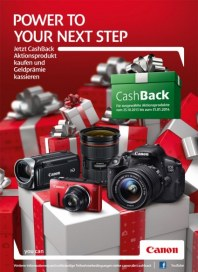 Canon Power to your next step November 2013 KW47