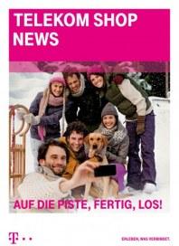 Telekom Shop Auf die Piste, fertig, los November 2013 KW48