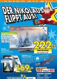 Euronics Der Nikolaus flippt aus November 2013 KW48