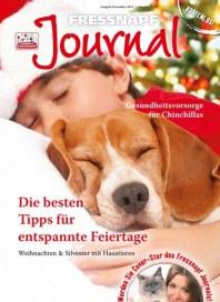 Fressnapf Journal Leseprobe Dezember 2013 KW49