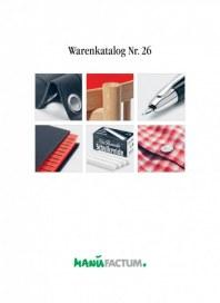 Manufactum Warenkatalog #26 Dezember 2013 KW48