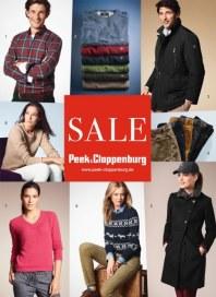 Peek & Cloppenburg Sale Dezember 2013 KW50
