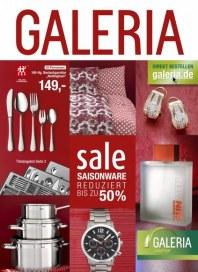 Galeria Kaufhof Sale 20130129 Dezember 2013 KW01 1