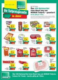 Merkur Merkur Angebote 02.01 - 31.01.2014 Januar 2014 KW01