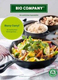 Bio Company Hurry Curry Januar 2014 KW02