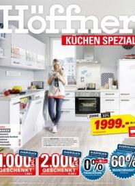 Höffner Höffner - Küchen Spezial Januar 2014 KW03 1