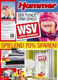 Hammer Der totale Spar-Spaß Januar 2014 KW03