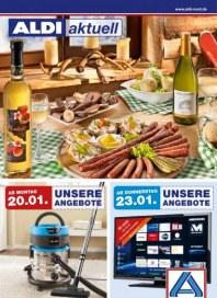 Aldi Nord Aldi Aktuell - Angebote ab Montag, 20.01 Januar 2014 KW04