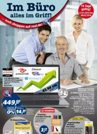 real,- Sonderbeilage - Im Büro alles im Griff Januar 2014 KW05