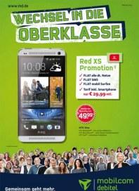 mobilcom-debitel Wechsel in die Oberklasse Februar 2014 KW05