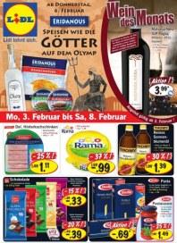 Lidl Lebensmittel Angebote Februar 2014 KW06