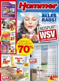 Hammer Alles raus Februar 2014 KW06