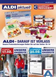 Aldi Nord Aldi Aktuell - Angebote ab Montag, 17.02 Februar 2014 KW08 1