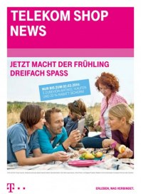 Telekom Shop Telekom Shop News Februar 2014 KW09 3