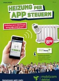 mobilcom-debitel Heizung per App steuern März 2014 KW09