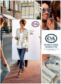 C&A Naturally Denim, Naturally You März 2014 KW10