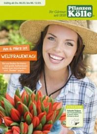 Pflanzen Kölle Ihr Gärtner seit 1818 März 2014 KW10