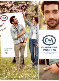 C&A Naturally Denim, Naturally You März 2014 KW10 3