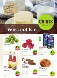 Denn's Biomarkt Aktuelle Angebote März 2014 KW11