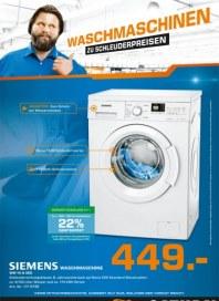 Saturn Waschmaschinen zu Schleuderpreisen März 2014 KW11 1
