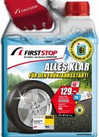 First Stop Reifen Auto Service GmbH Alles klar für den Frühlingsstart März 2014 KW12 1