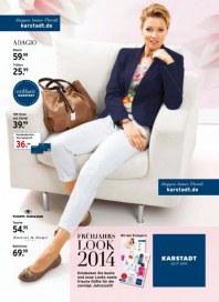 KARSTADT Fashion - Frühjahrs Look 2014 März 2014 KW13 2