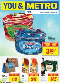 Metro Cash & Carry Food April 2014 KW14