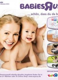 Toys'R'us Katalog - Frühjahr/Sommer 2014 April 2014 KW14