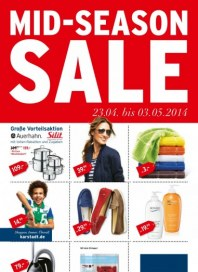 KARSTADT Mid-Season Sale ab 22.04.2014 April 2014 KW17