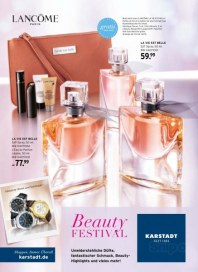 KARSTADT Beauty Festival April 2014 KW18