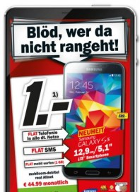 MediaMarkt Blöd, wer da nicht rangeht April 2014 KW18