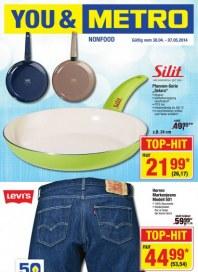 Metro Cash & Carry Food Mai 2014 KW18