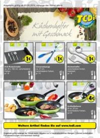 Tedi Küchenhelfer mit Geschmack Mai 2014 KW18