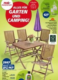 real,- Alles für Garten und Camping Mai 2014 KW19