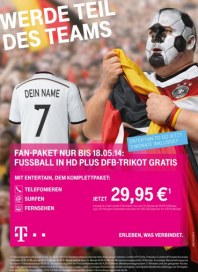 Telekom Shop Werde Teil des Teams Mai 2014 KW20