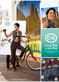 C&A Every day a Holiday Mai 2014 KW18 2