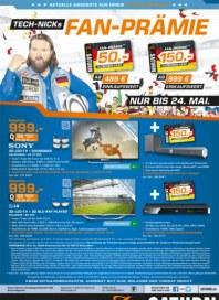 Saturn Angebote - TECH-NICKs Fan-Prämie Mai 2014 KW21