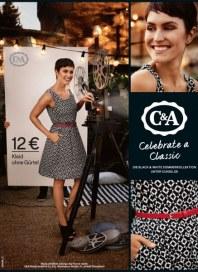 C&A Celebrate a Classic Mai 2014 KW21