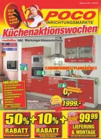 POCO Küchenaktionswochen Mai 2014 KW22