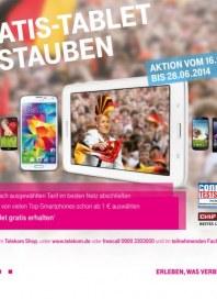 Telekom Shop Gratis-Tablet abstauben Juni 2014 KW25
