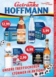 Getränke Hoffmann Unsere treffsicheren Stürmer in Aktion Juni 2014 KW26