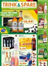 Trink und Spare Alles für Ihre WM-Party Juni 2014 KW26 2