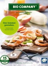 Bio Company Den Sommer genießen Juni 2014 KW26